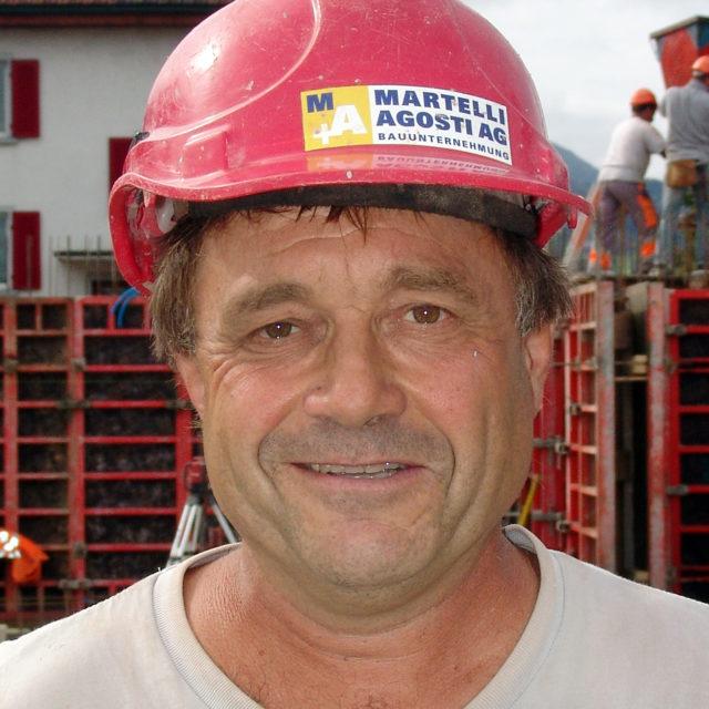 Pensionierung Marcello Martelli