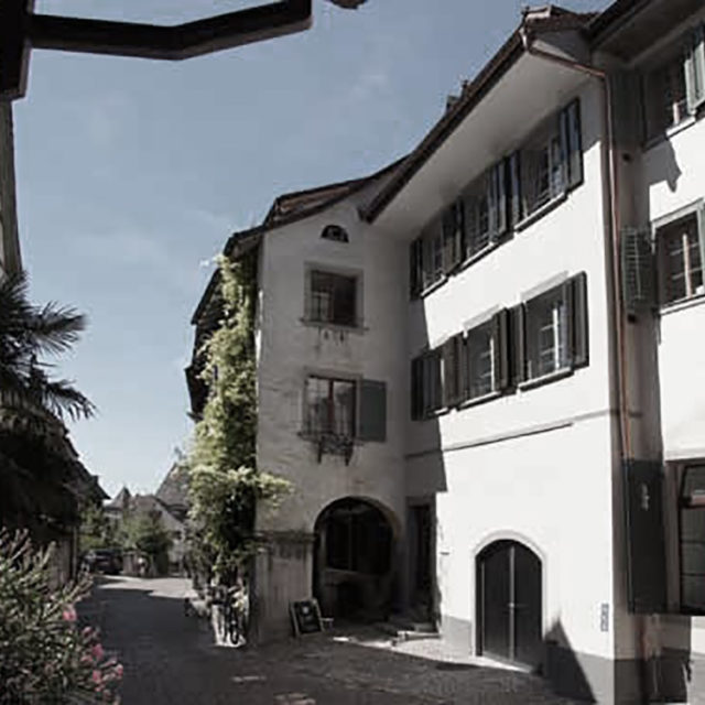 Hintergasse Rapperswil