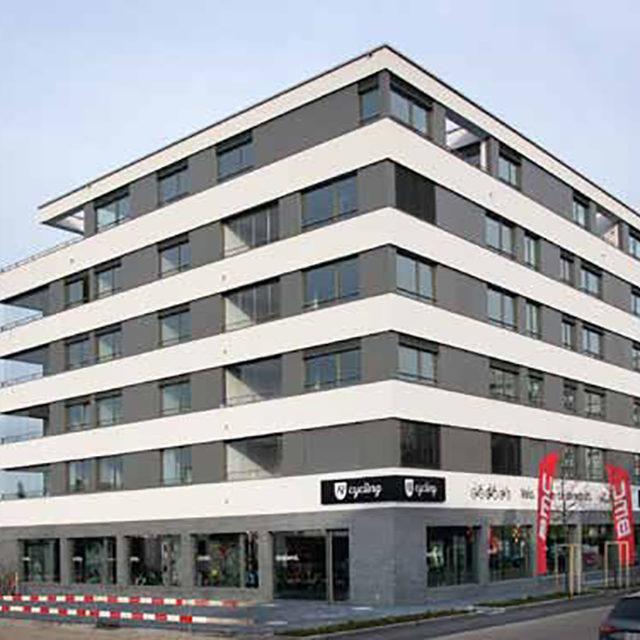 Wohn-/Geschäftshaus Pfäffikon