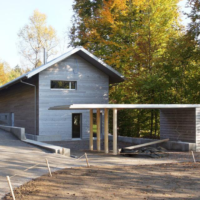 Pfadiheim Lattenhof Jona