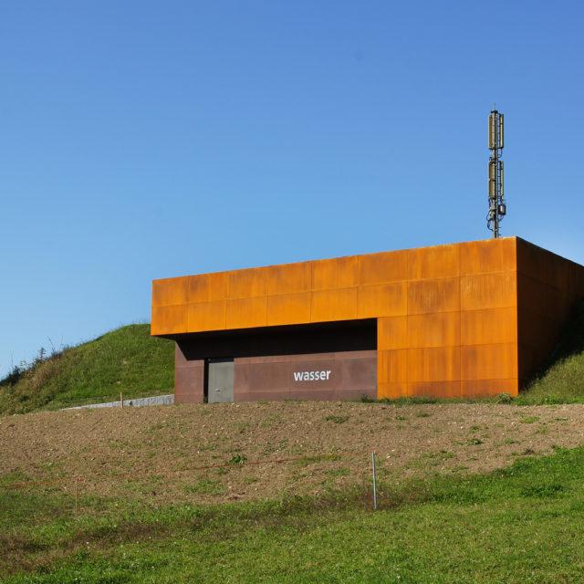 Erneuerung Reservoiranlage Meienberg Jona