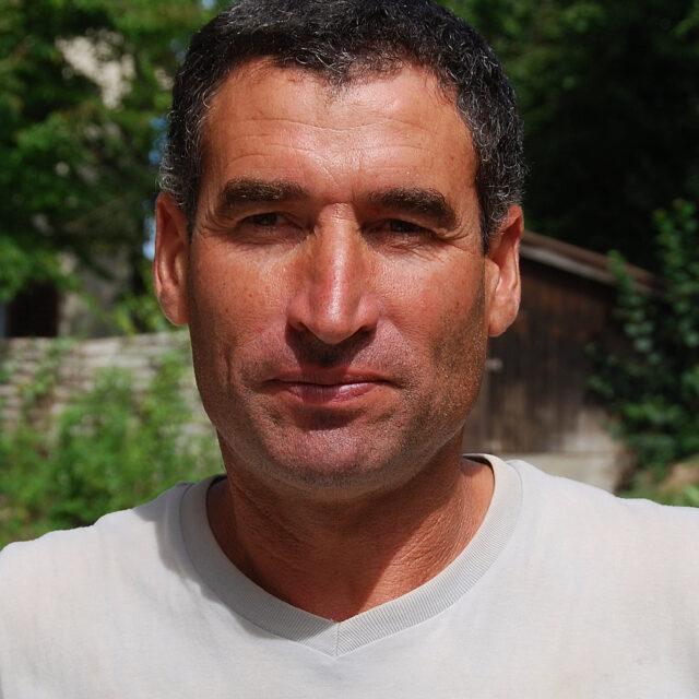 Dienstjubiläum Juan Linares