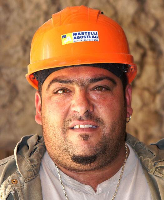 Dienstjubiläum Luis Machado Garganta