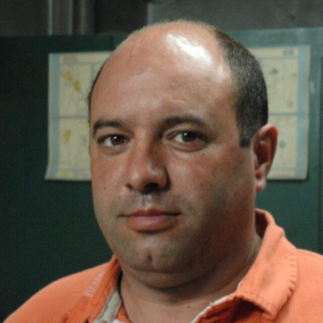 Dienstjubiläum Carlos Nobrega Teixeira
